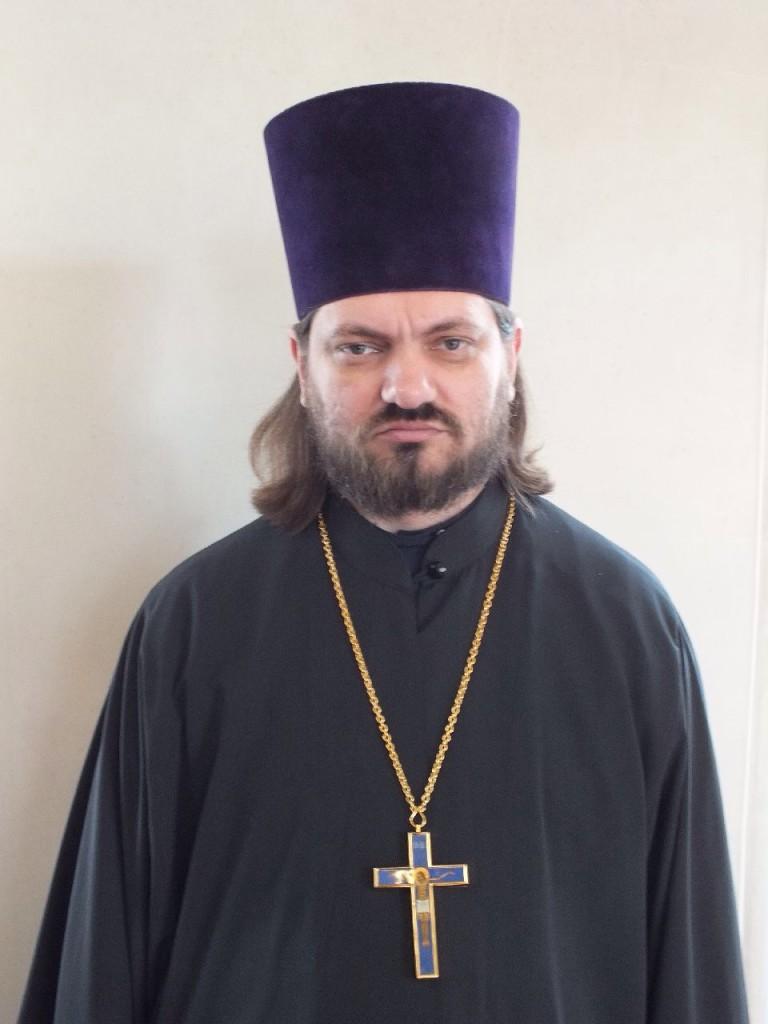 протоиерей Олег Александрович Скоморох